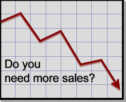 Without qualified sales leads, this is what can happen to your business